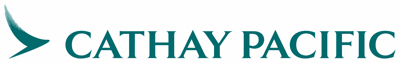 Cathay Pacific Logo Horizontal Green 400