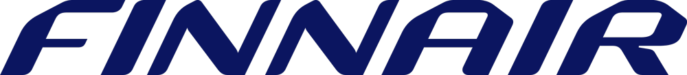 FINNAIR Logo Blue 23